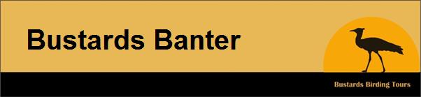 Bustards Banter Logo