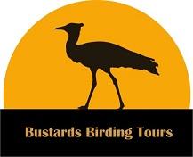 Bustards Birding Tours Logo